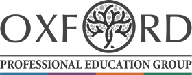 Oxford Professional Education Group Retina Logo